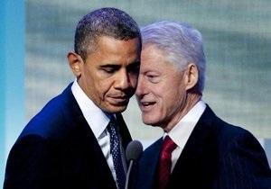 В предвыборных поездках Обаму будет сопровождать экс-президент США