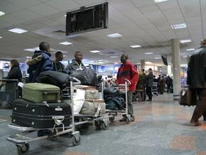 В Борисполе на новогодние праздники милиция круглосуточно будет наблюдать за багажом пассажиров