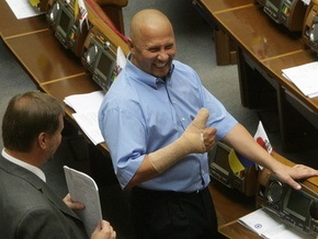 Народные депутаты Украины оценили свою работу на  тройку
