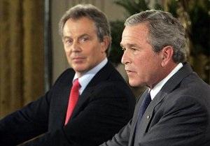 Бывший генпрокурор Великобритании: Буш и Блэр пошли на ужасающий обман