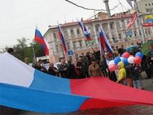 НУ-НС: Российские флаги в Крыму обостряют отношения Украины с РФ