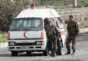 Во время разгона акций протеста в Сирии погибли 27 демонстрантов