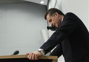 Глава Банка Швейцарии ушел в отставку из-за валютных сделок своей жены