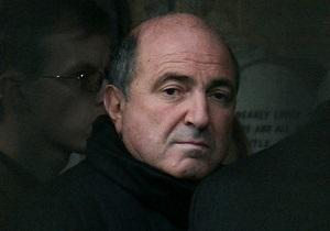 Березовский отозвал иск к семье Патаркацишвили