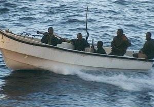 МИД: В пиратском плену нет ни одного украинского моряка