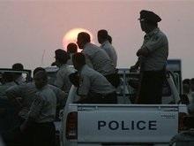 Грузинская полиция контролирует Гори