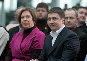 Четыре депутата перешли из партии Ющенко в партию Кириленко
