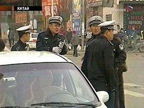 В Китае водитель грузовика намеренно наехал на группу школьников - четверо погибших