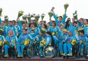 Корреспондент: Триумф воли. Украинские паралимпийцы вошли в пятерку сильнейших команд мира