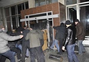 МВД ужесточает режимные условия на полиграфкомбинате Украина