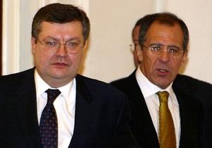 НГ: Москва и Киев перешли на дипломатический язык