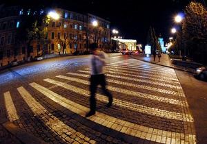На дорогах Киева будут действовать ограничения в связи с празднованием юбилея крещения Руси