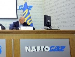 Нафтогаз отключает Киевэнерго от газа за долги