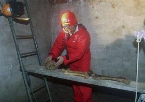Ученые нашли предполагаемые останки Караваджо