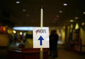 Я уже проголосовал?  У американца во время заполнения бюллетеня остановилось сердце