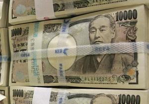 Япония обеспокоена резким ростом курса иены