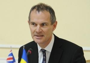 Британский посол: Если ситуация с Тимошенко не изменится, это станет для Украины катастрофой