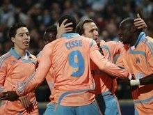 Французская Лига 1: Победа над ПСЖ вывела Марсель на четвертое место