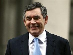 Гордон Браун поддержит кандидатуру Блэра на пост президента Евросоюза