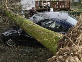 В Европе жертвами урагана стали 15 человек