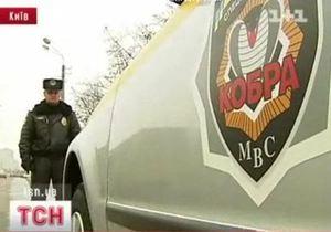 На украинские дороги вернулось спецподразделение Кобра