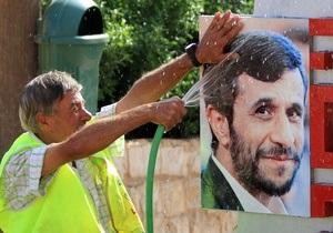 СМИ: Власти Ливана позволят Ахмадинеджаду бросить несколько камней через израильско-ливанскую границу