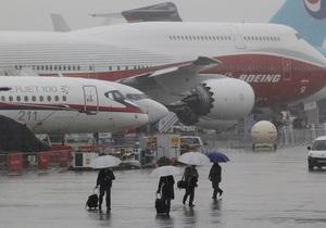 Во Франции открылся крупнейший в мире авиасалон Ле Бурже