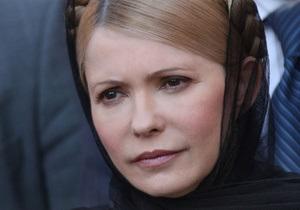 Тимошенко выразила соболезнования народу Норвегии в связи с терактом