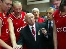 Сборная СССР отметила юбилей Олимпийской победы в Сеуле