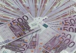 Курс евро на межбанке значительно вырос