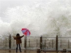 Во Франции объявлен самый высокий уровень тревоги из-за сильных ветров