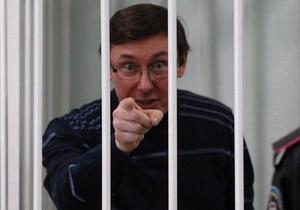Генпрокуратура: Луценко врет о голодовке