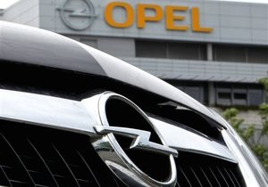 Opel уволит 8,3 тысячи рабочих
