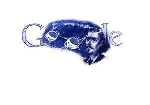 Google посвятил логотип украинскому родоначальнику космонавтики