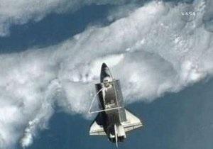 Конец программы Space Shuttle: Atlantis готовится к приземлению