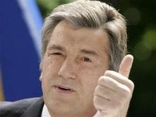 Ющенко разочарован ходом восстановительных работ в пострадавших регионах