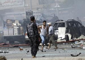 Около турецко-сирийской границы прогремела серия взрывов