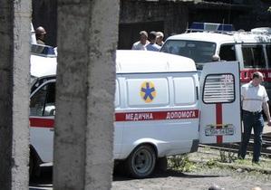 Названа предварительная причина аварии на шахте в Луганской области
