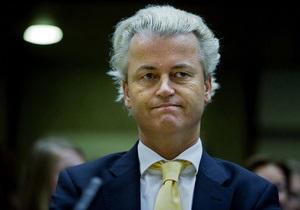 Скандальный голландский политик призвал остановить строительство мечетей на Западе