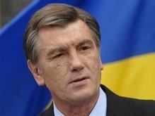 Ющенко пожелал киношникам творческого вдохновения