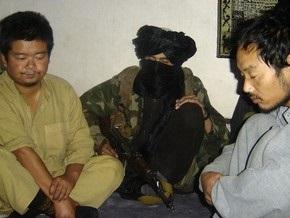 Талибы отпустили китайского заложника