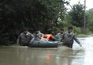 Наводнение на Буковине: Словакия предоставила Украине помощь на 100 тысяч евро