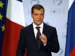 Медведев: Расширение НАТО представляет угрозу безопасности России