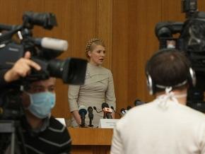 Тимошенко призвала готовиться ко второй волне гриппа
