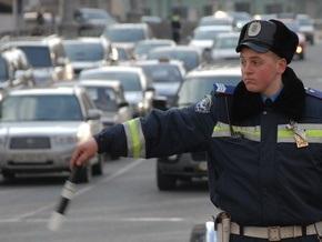 ГАИ задержала иномарку  советника Ющенко  с оружием и наркотиками в салоне