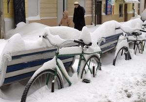 Прогноз погоды на воскресенье: в Украине сохранятся сложные погодные условия
