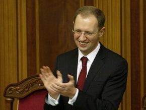 Опрос: Блок Яценюка готовы поддержать свыше 8% украинцев