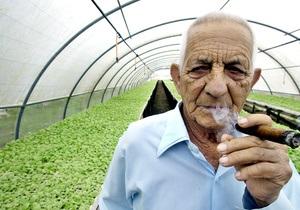 На Кубе умер знаменитый табаковод