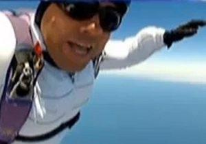 В США скайдайвер чудом выжил, рухнув с высоты в четыре километра