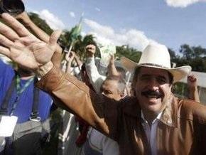 Правительство Гондураса объявило в стране комендантский час
